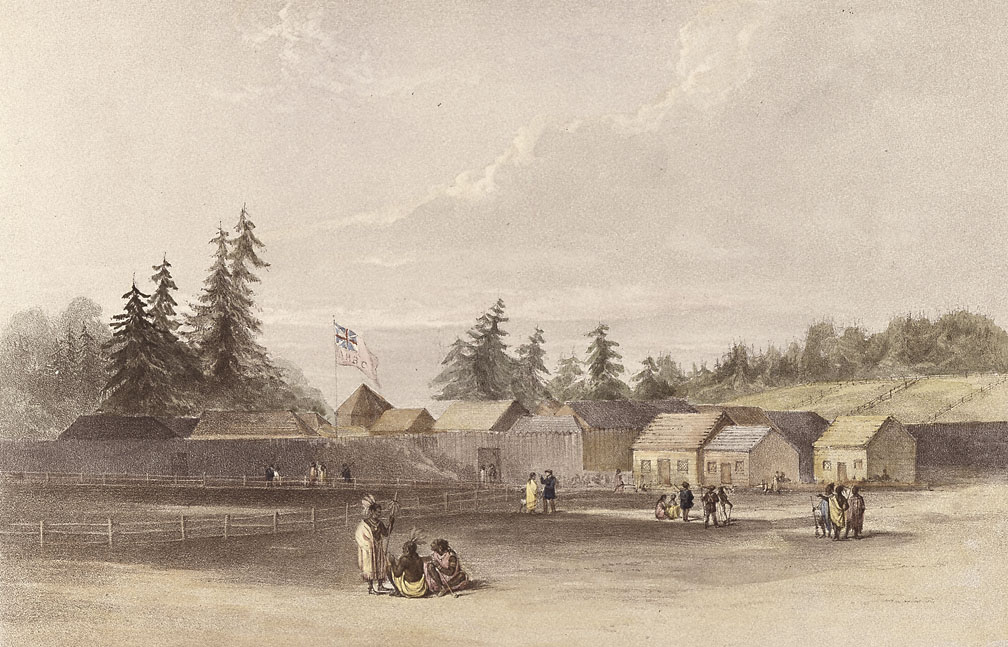 File:Fort Vancouver 1845.jpg