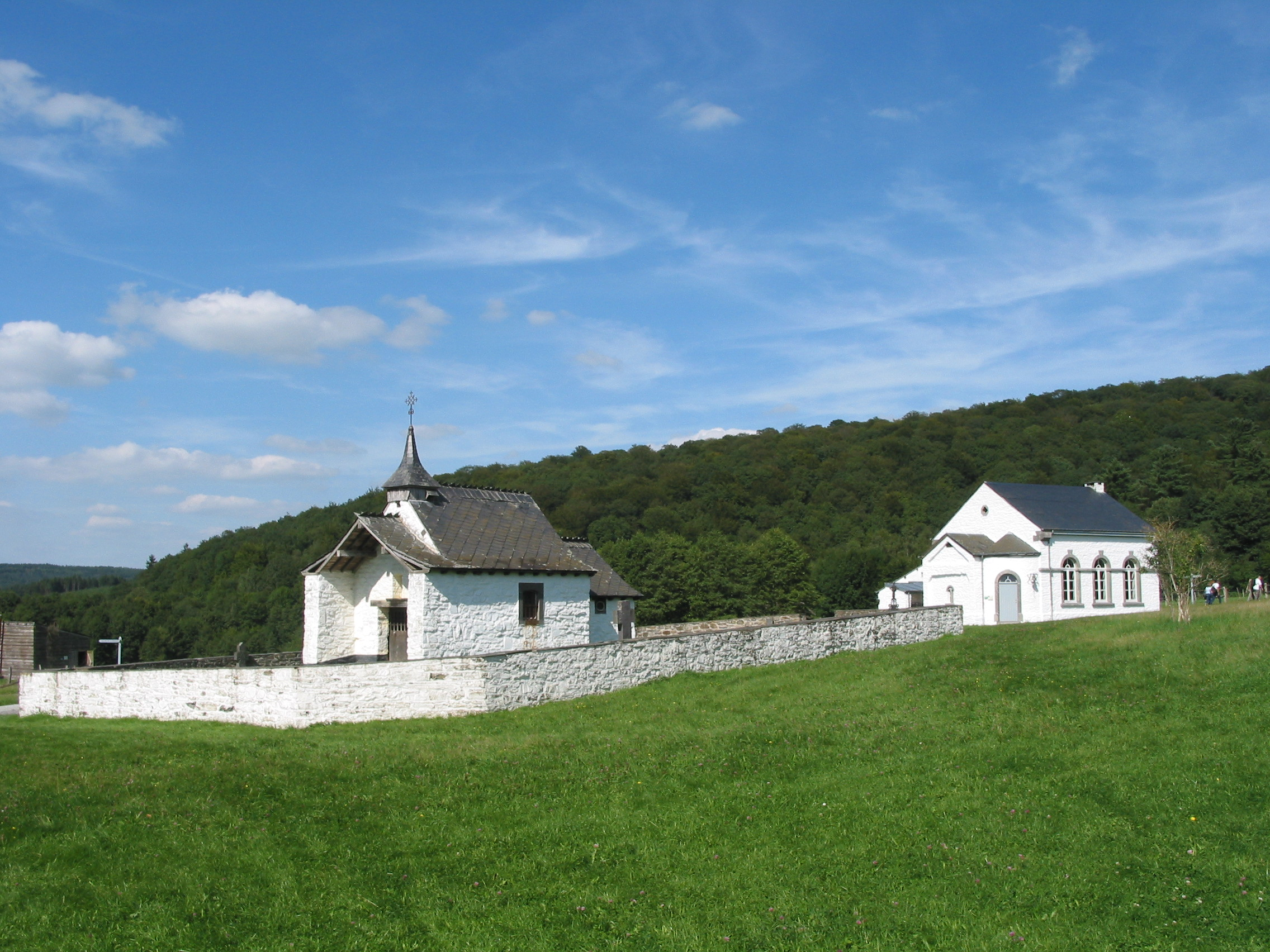 Fourneau Saint-Michel — Wikipédia