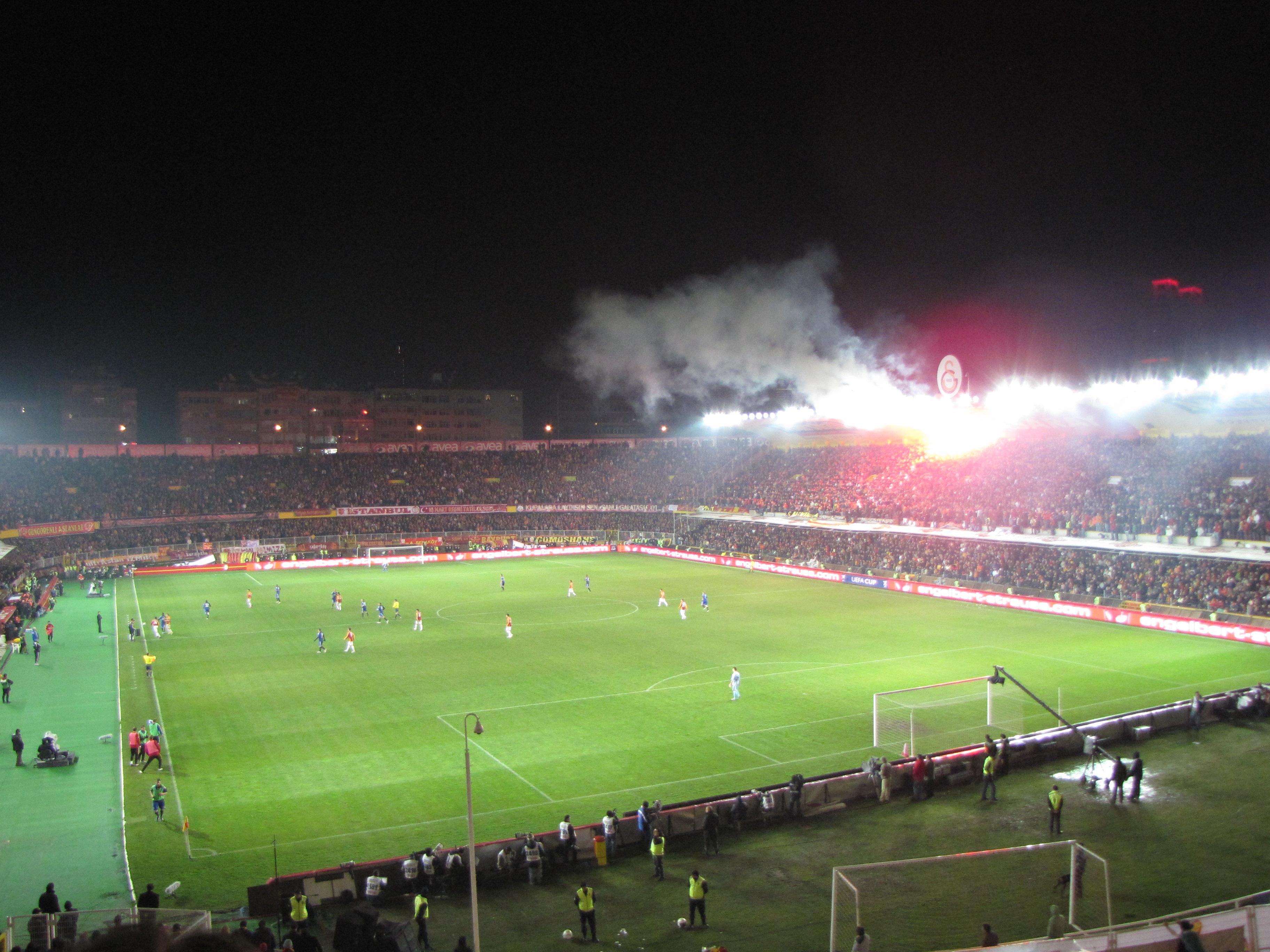 Ali Sami Yen Stadyumu Vikipedi