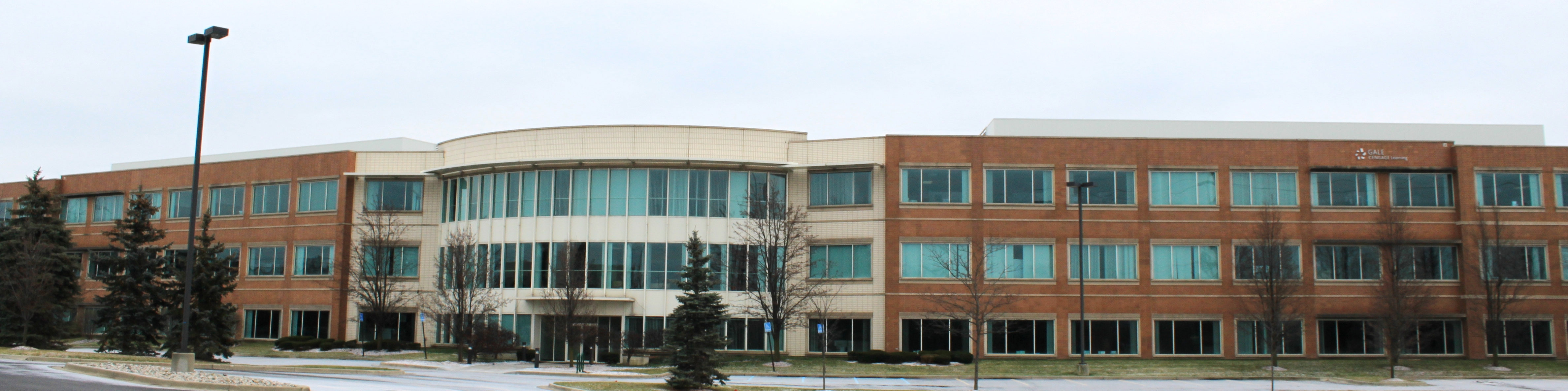 File:Gale Cengage Headquarters Building Farmington Hills Michigan ...