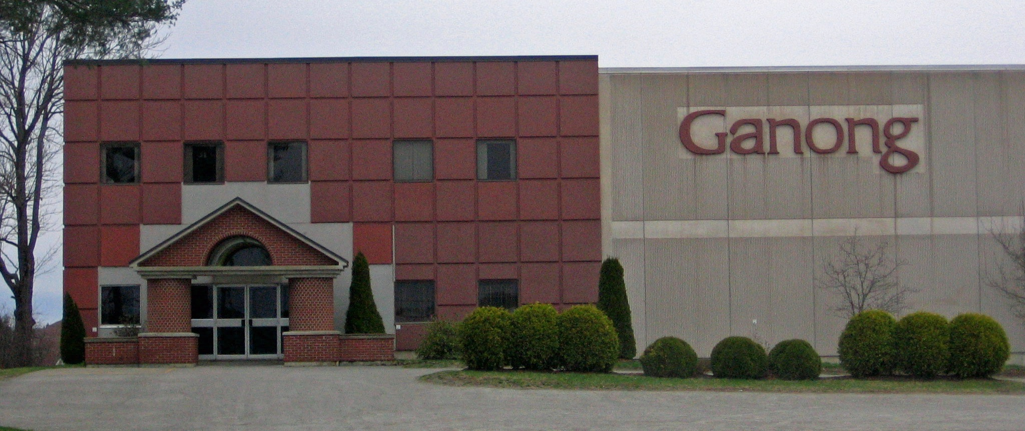 The new factory as it appeared in 2006