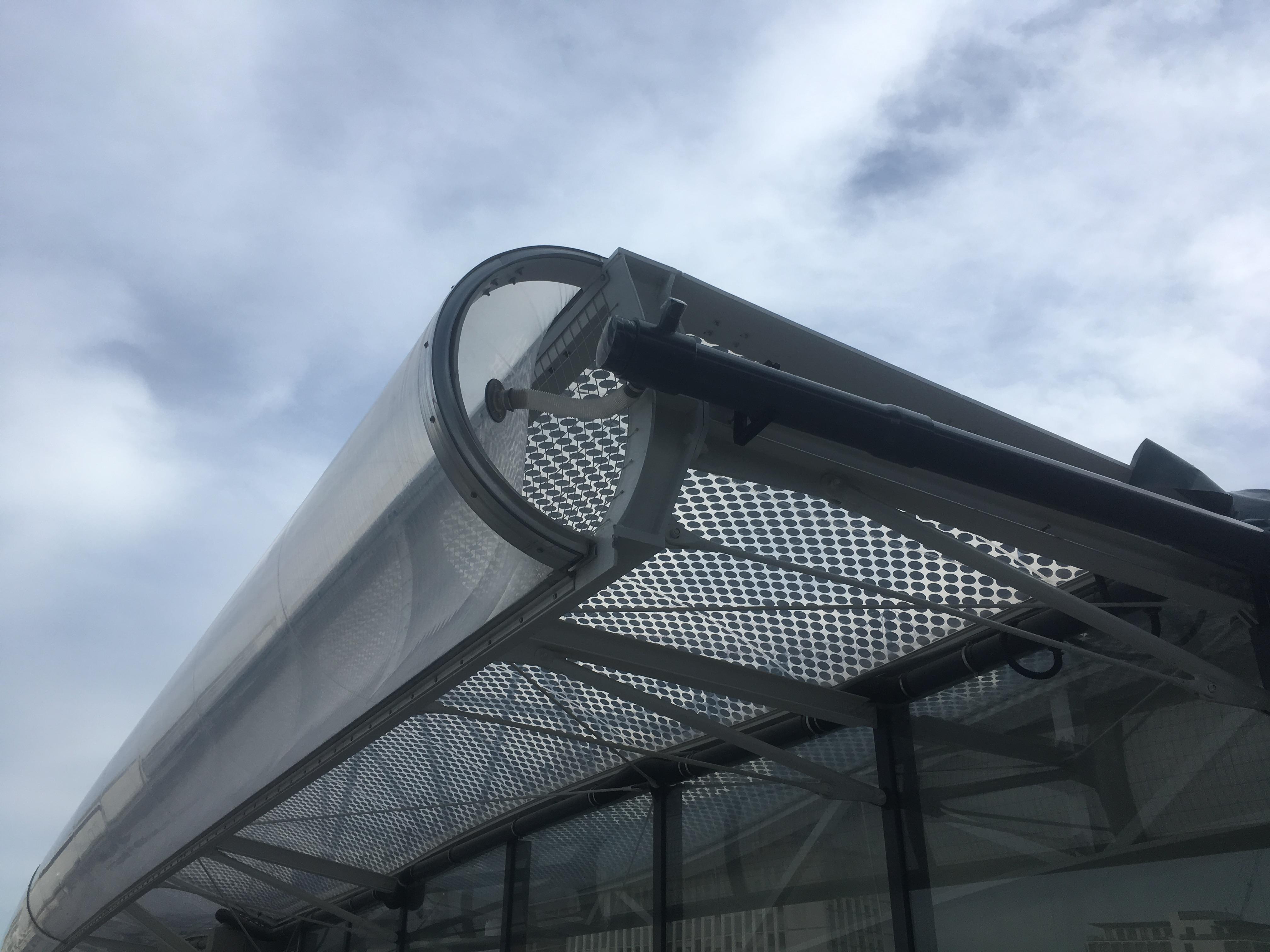 Gare de Rennes - Rénovation avril 2018 (19).jpg Français : Aperçu de la rénovation de la Gare de Rennes prise en avril 2018 Date 6 April 2018