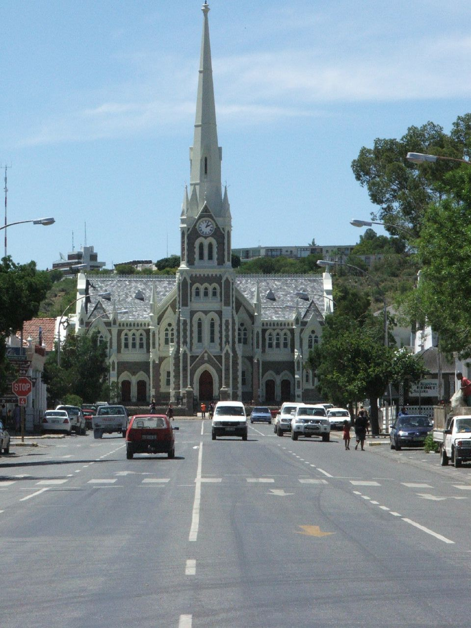 Graaff-Reinet South Africa  city photo : Description Graaff Reinet Church, South Africa