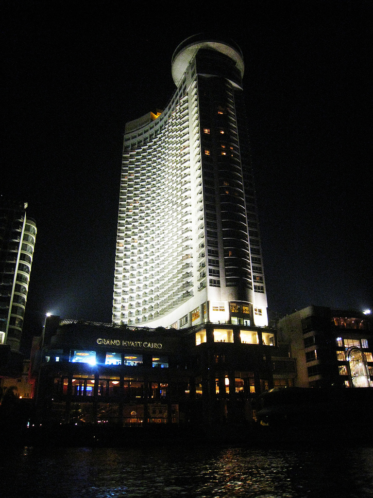 Grand Nile Tower Hotel Cairo Booking