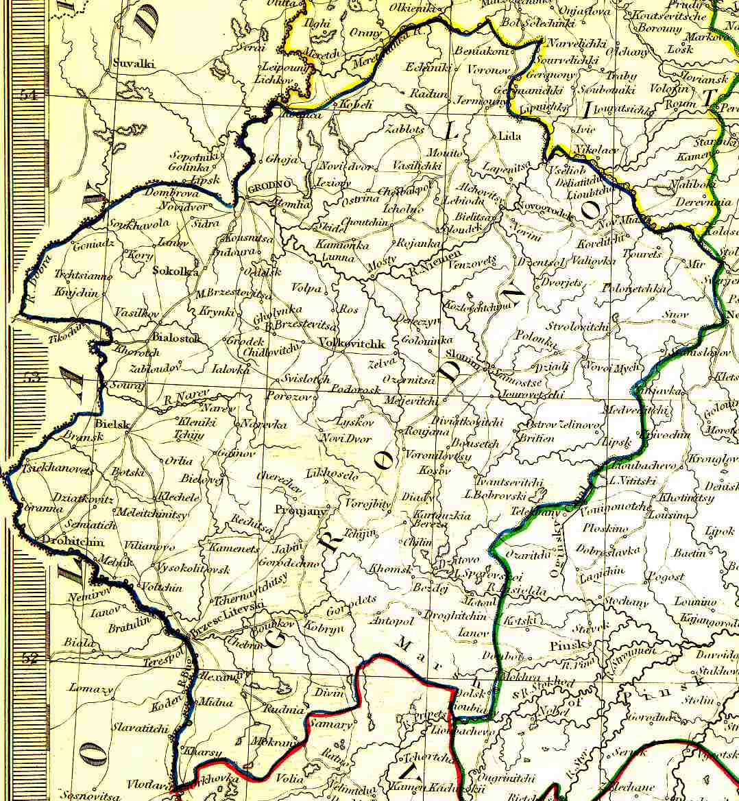 Grodno Governorate - Wikipedia