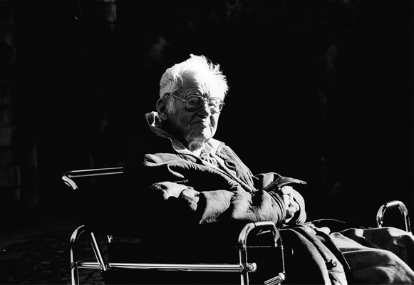 Image of Heinrich Heidersberger from Wikidata