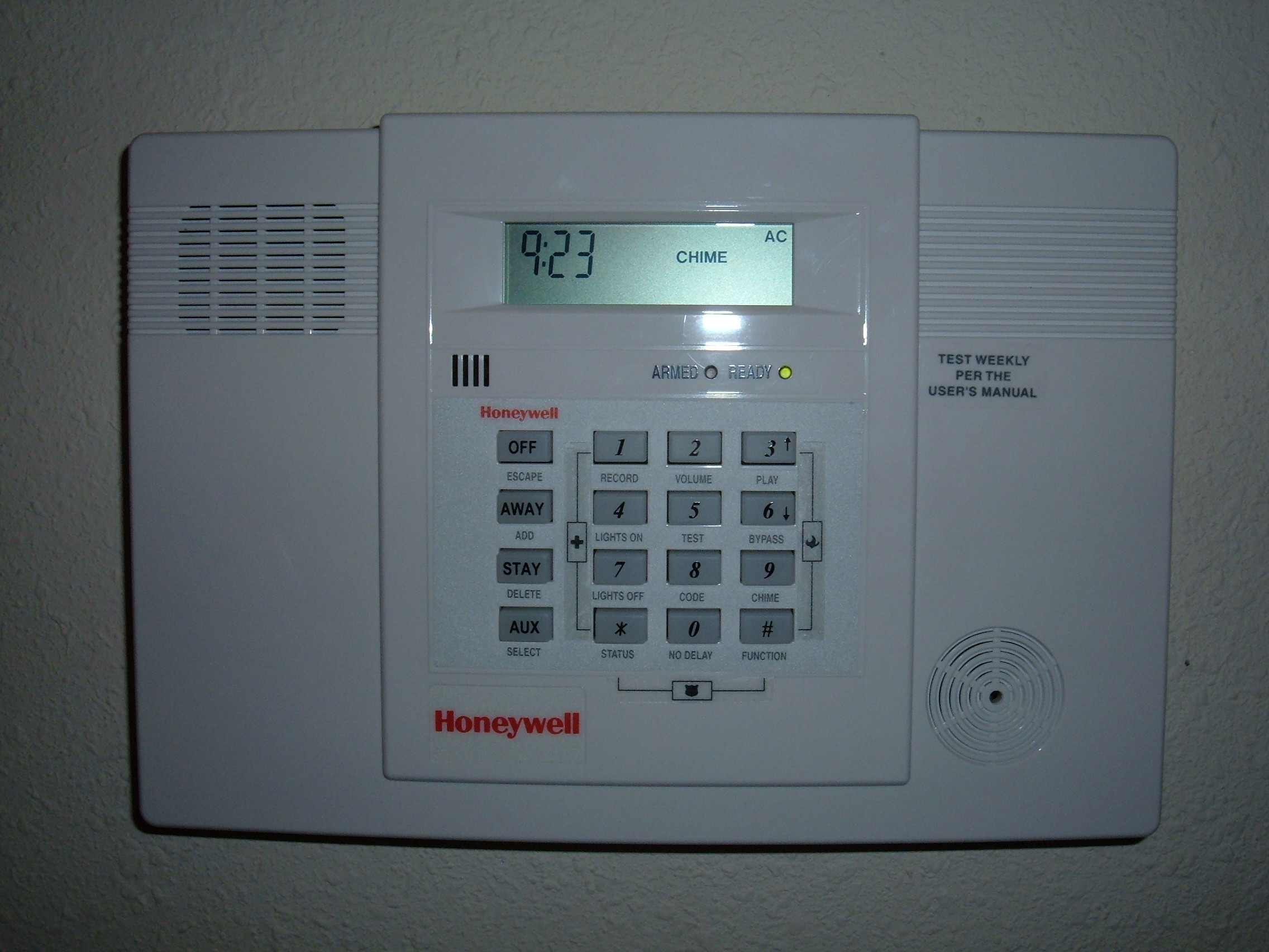 Security alarm - Wikipedia
