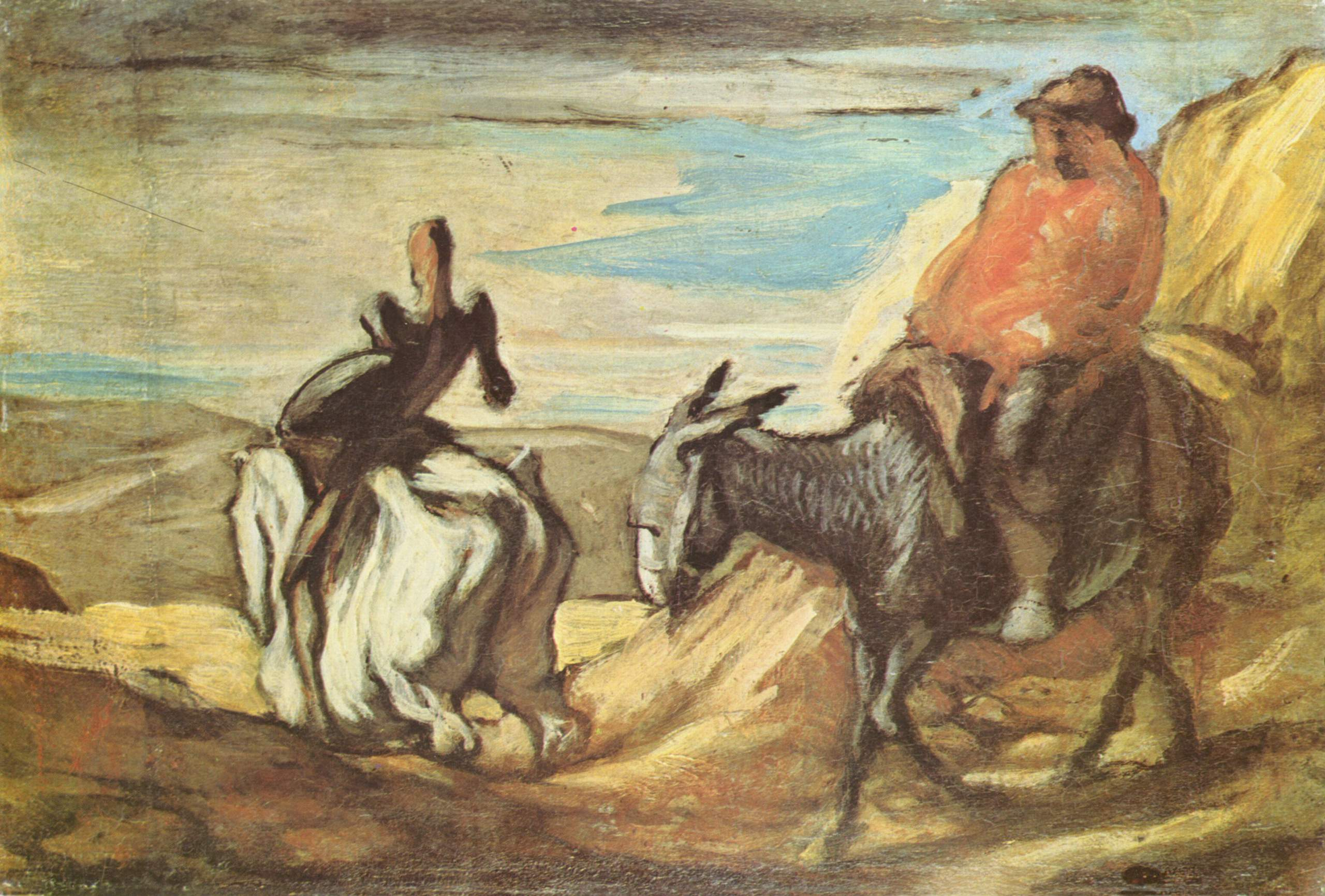Donkey Paintings For Sale