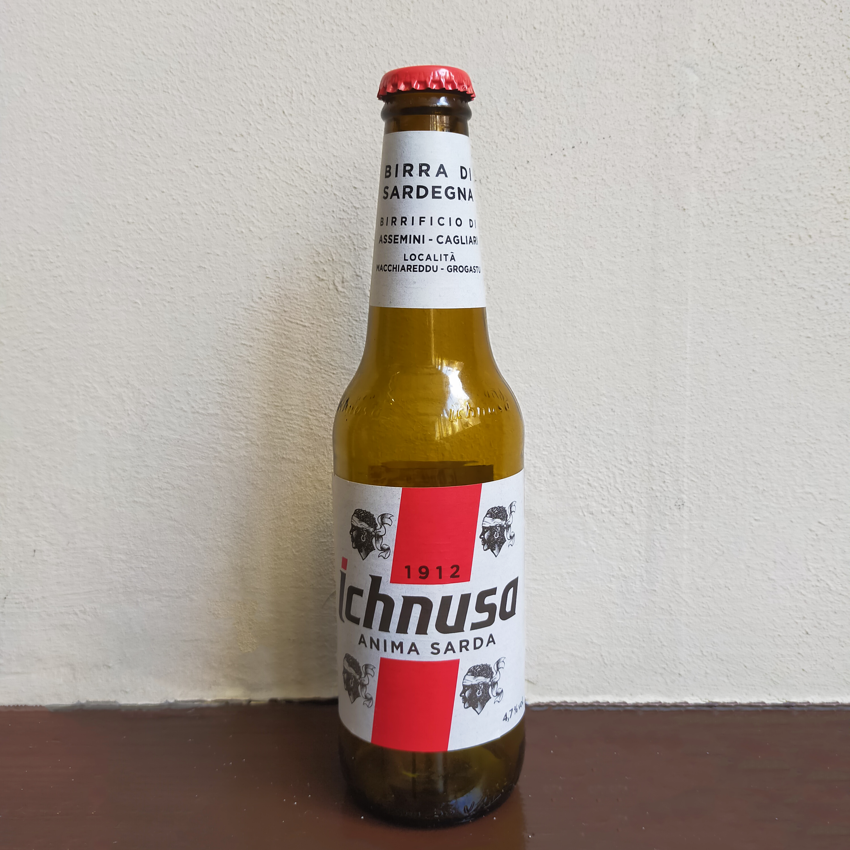 Birra Ichnusa Wikipedia