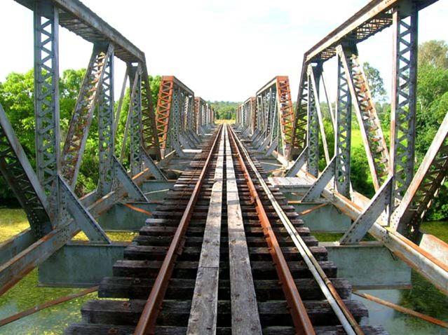 Imbil Railway Bridge - Wikipedia