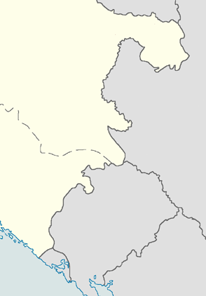 Operation Trio is located in Eastern NDH (1941)