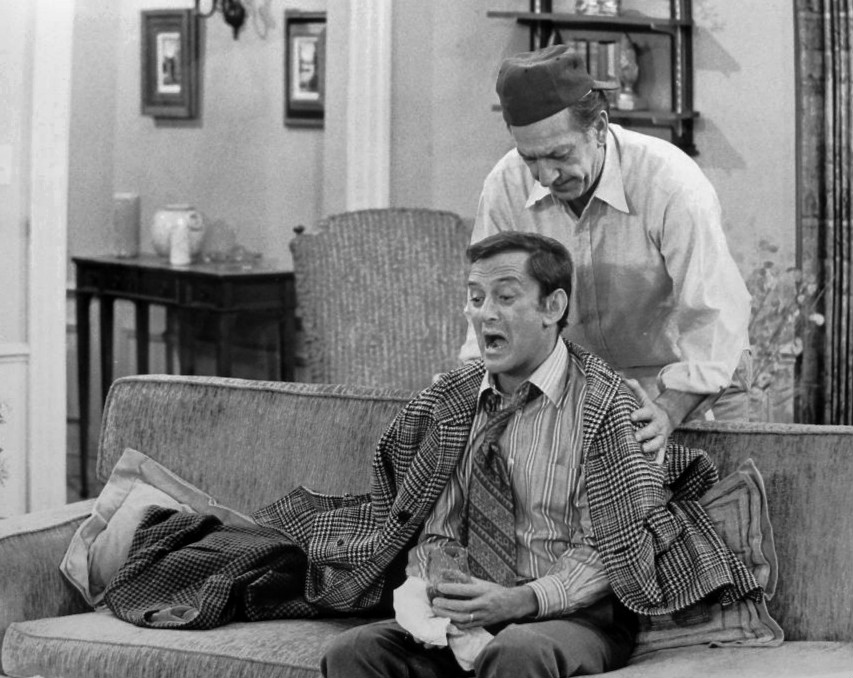 Image result for tony Randall
