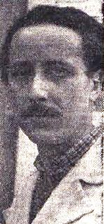 Jakob Savinšek Slovene poet and artist