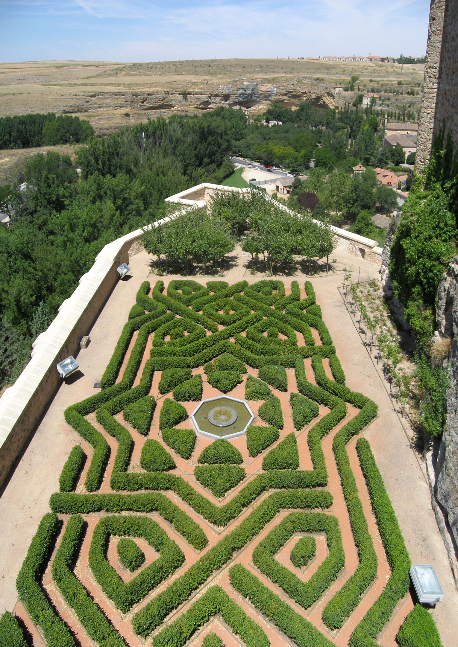 File jardin alcazar wikimedia commons for Jardin wikipedia