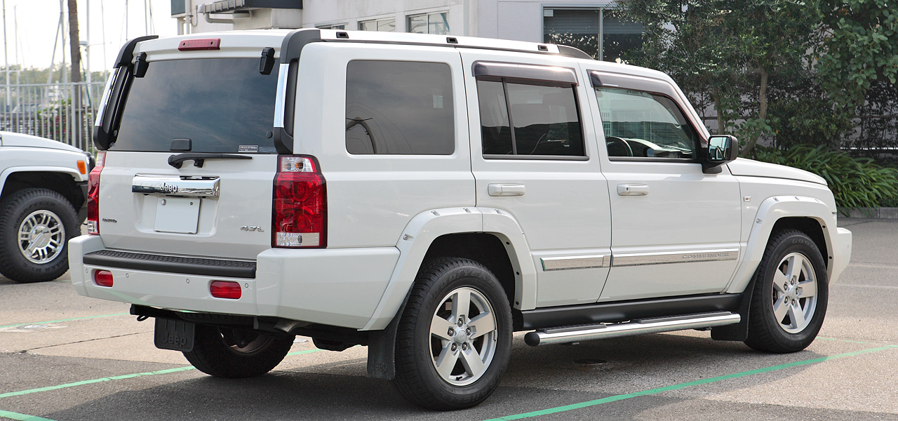 Jeep Commander Xk
