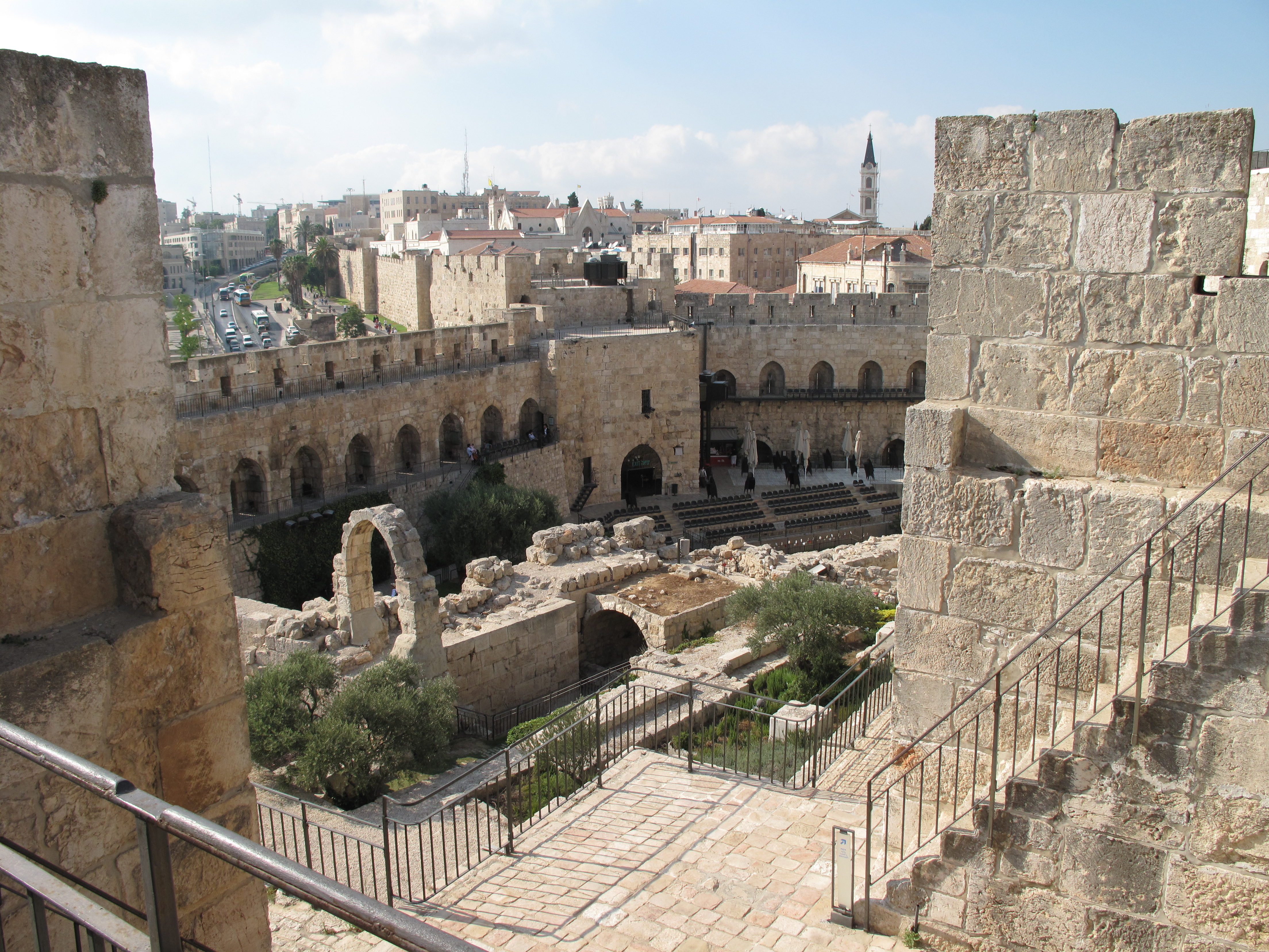 tower of david jerusalem에 대한 이미지 검색결과