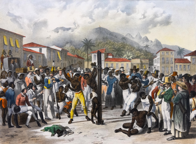 Esclavitud en Brasil - Wikipedia, la enciclopedia libre