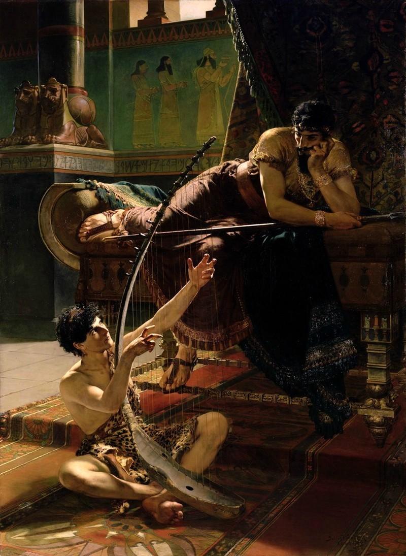 File:Julius Kronberg David och Saul 1885.jpg