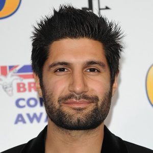 Kayvan Novak British actor and comedian