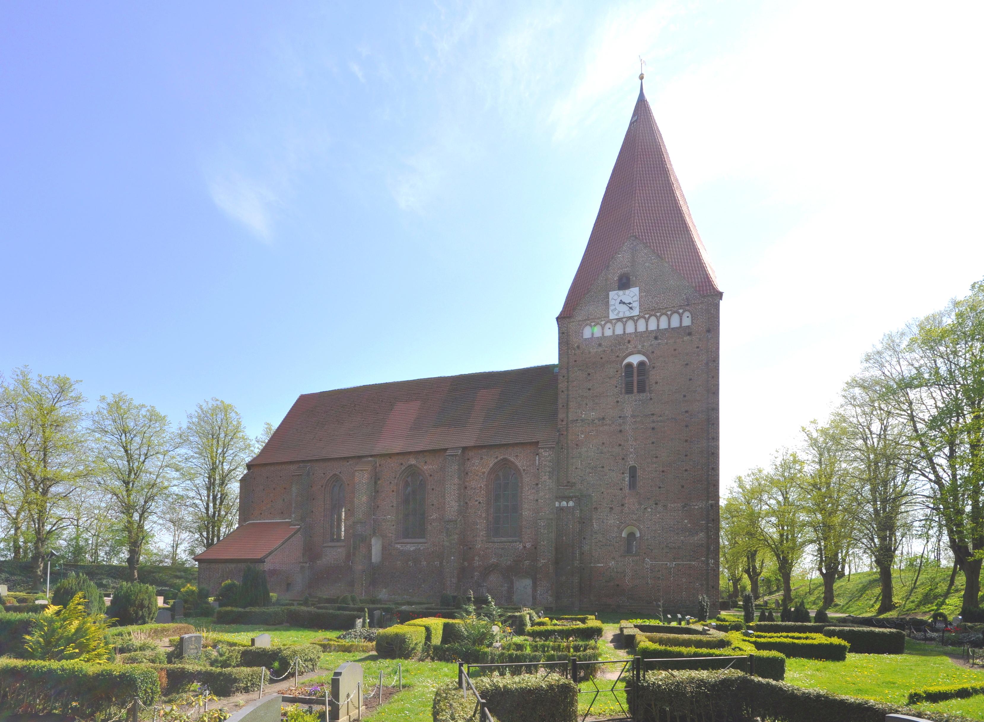 Kirchdorf Kirche