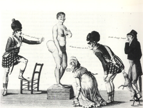 Image result for sarah baartman