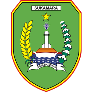 Official seal of Sukamara Regency