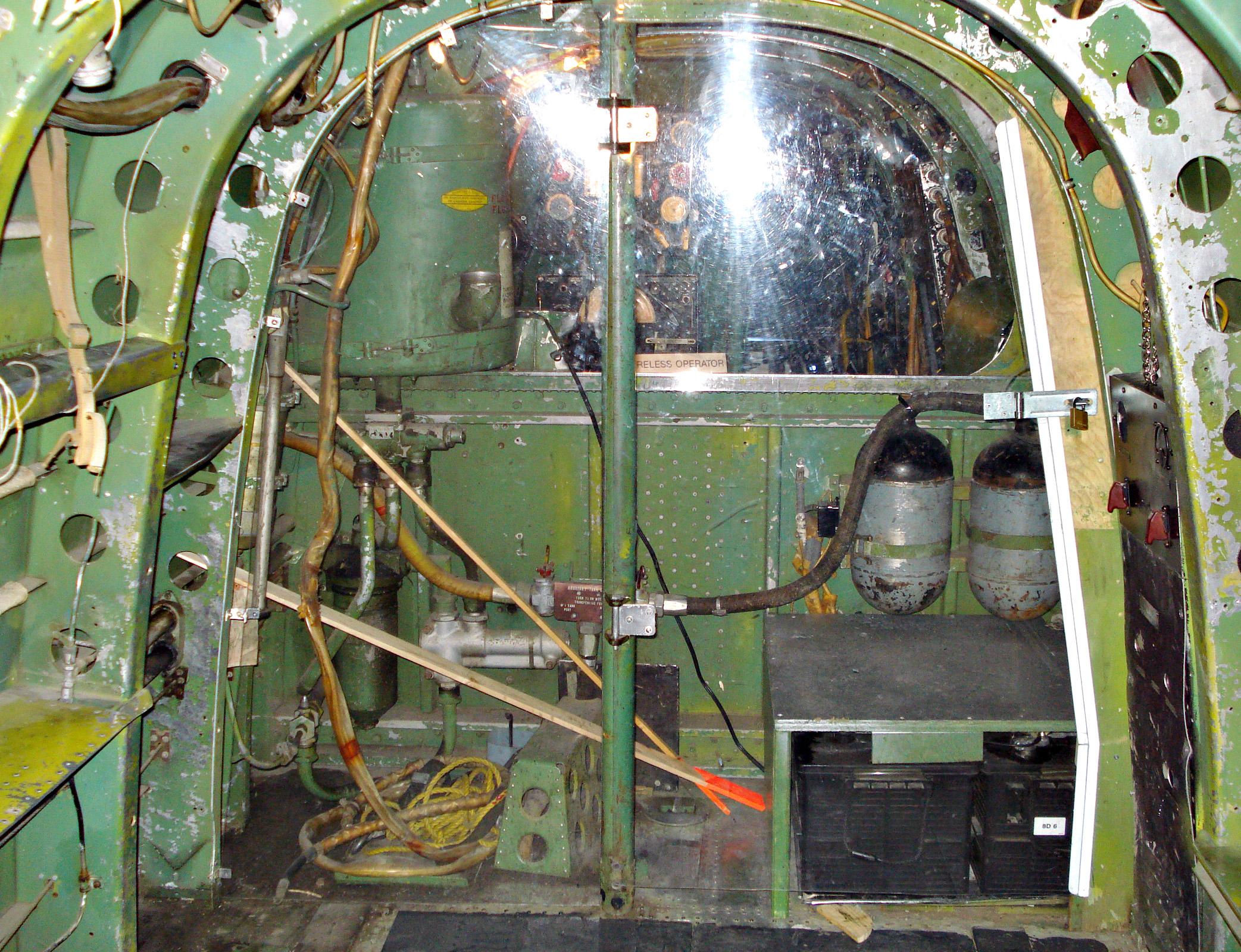 File:Lancaster FM159 inside fuselage Flickr 3242618675 jpg