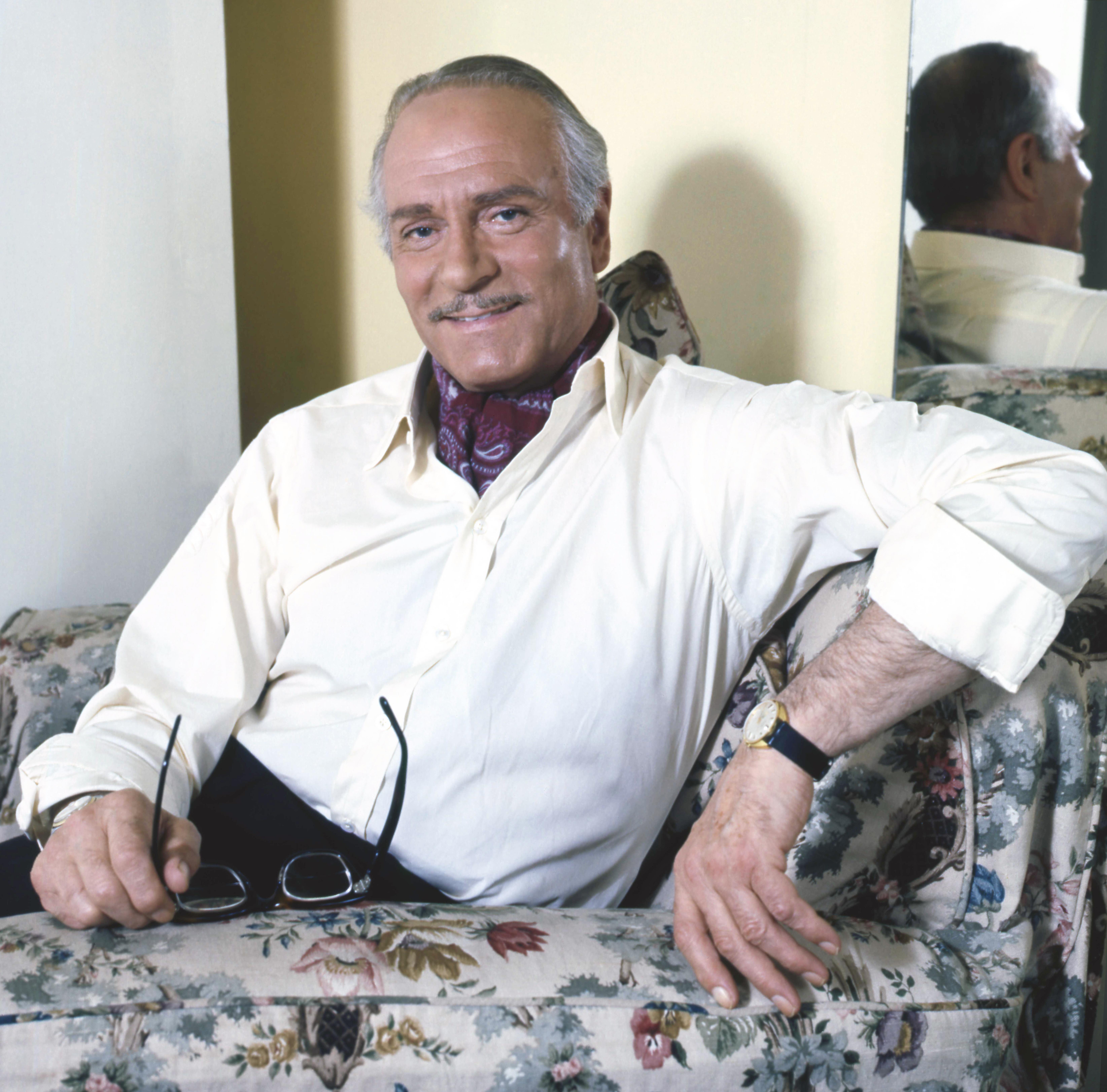Laurence Olivier Größe