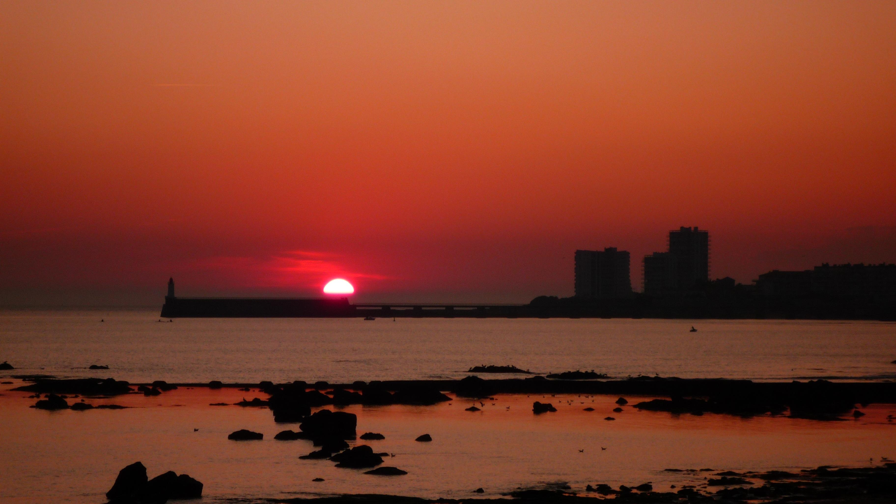 couche de soleil