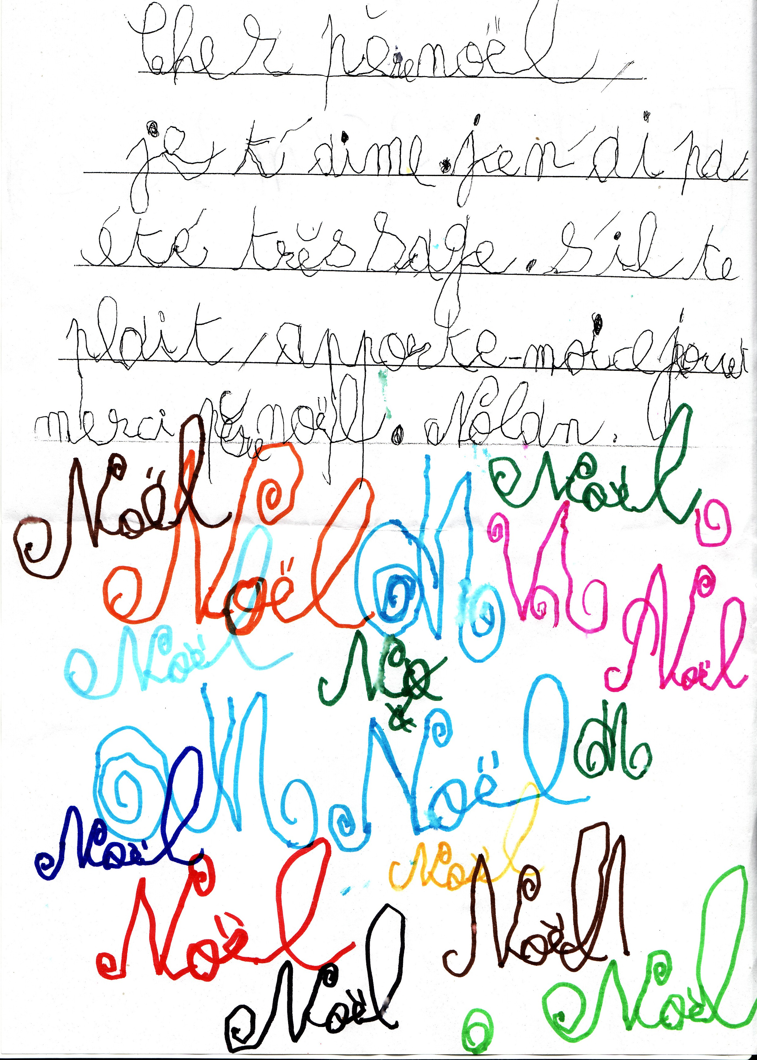 lettre au pre nol wikiwand