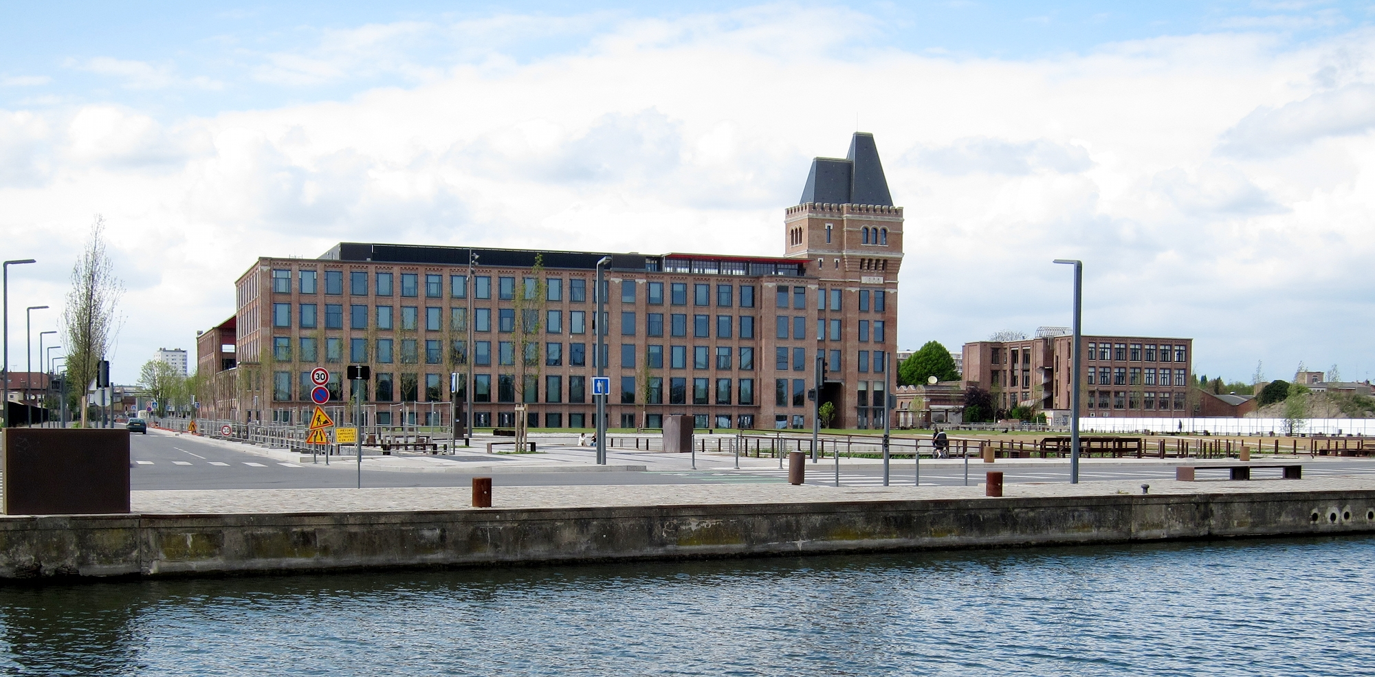 File lille lomme euratechnologie jpg wikimedia commons - Euratechnologie lille adresse ...