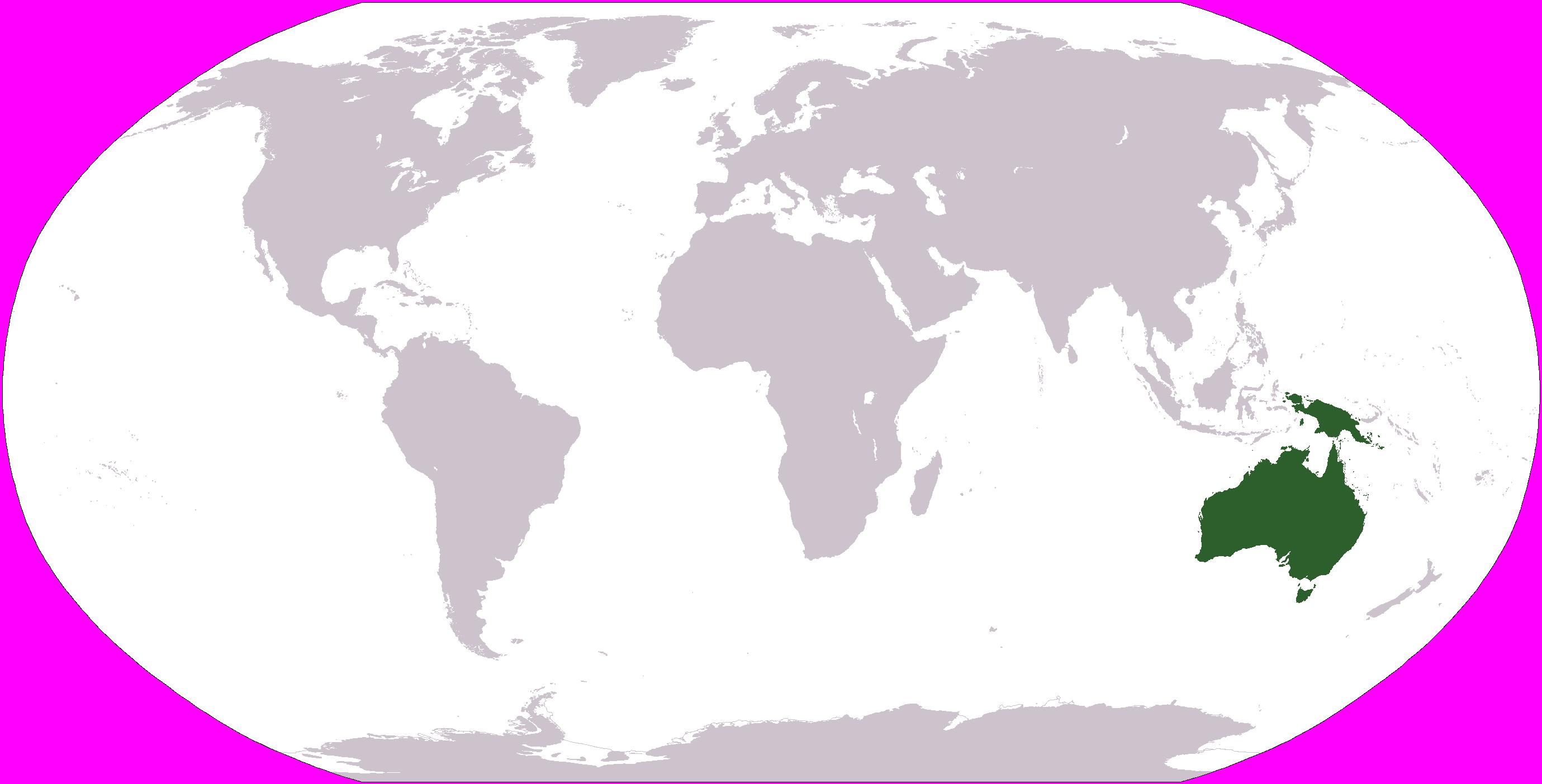 Karte Australien Und Umgebung.Australien Kontinent Wikipedia