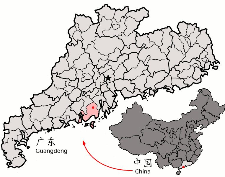 Taishan guangdong china