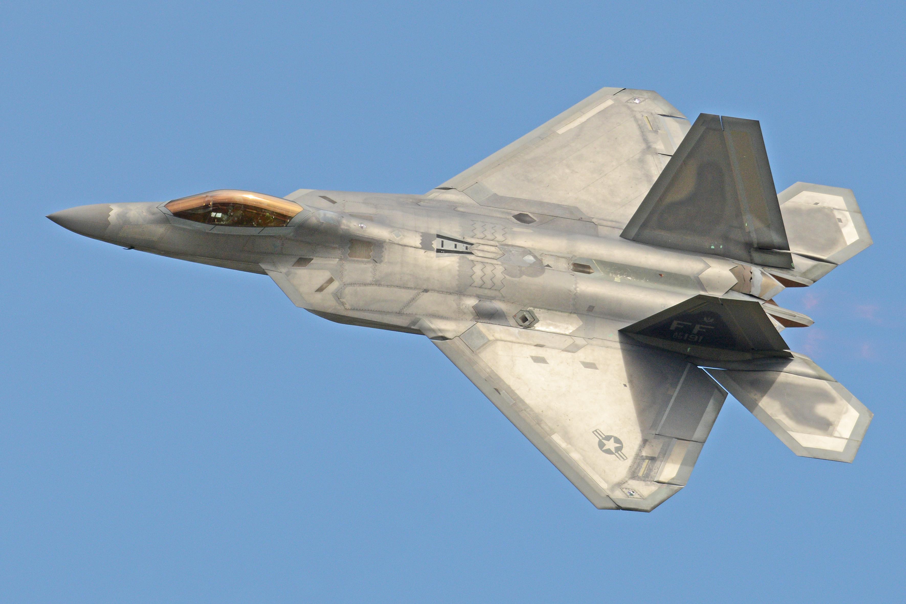 File:Lockheed Martin F-22 Raptor '09-191 - FF' (27585274634).jpg - Wikimedia Commons