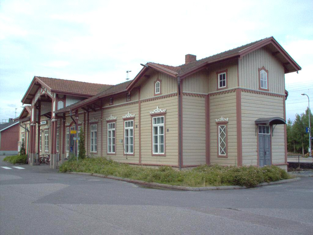 Loimaan Rautatieasema