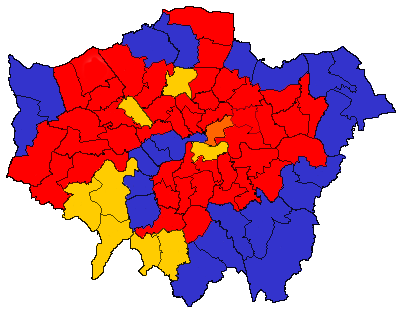 2005 election results