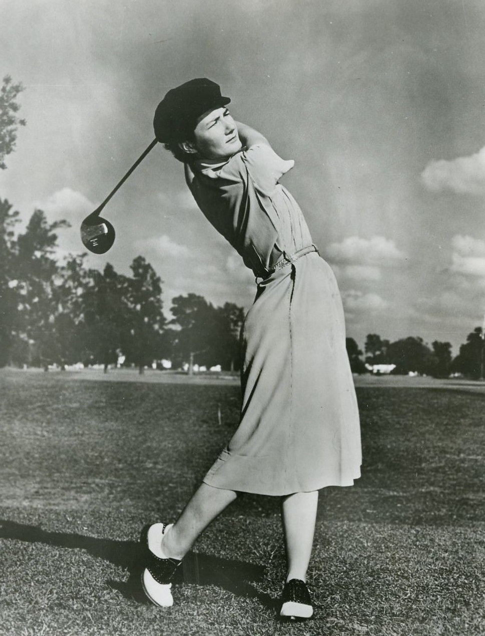 Louise Suggs 11 LPGA majors