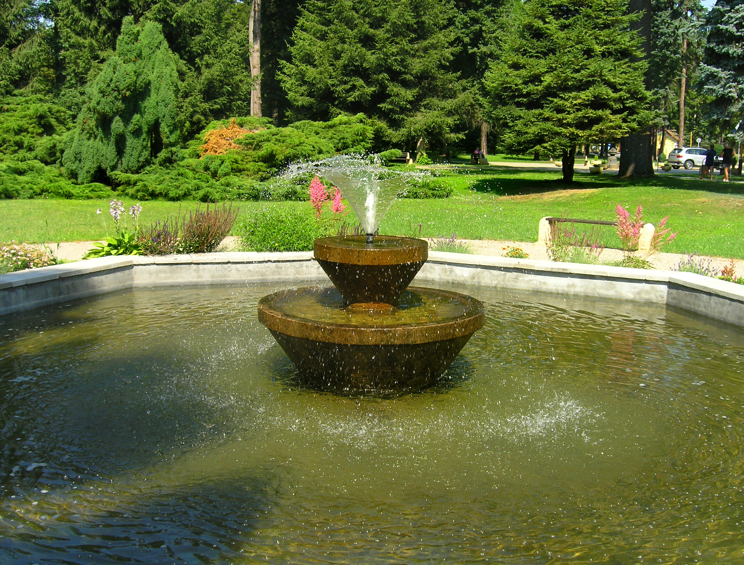 Fountain View Spa Nj