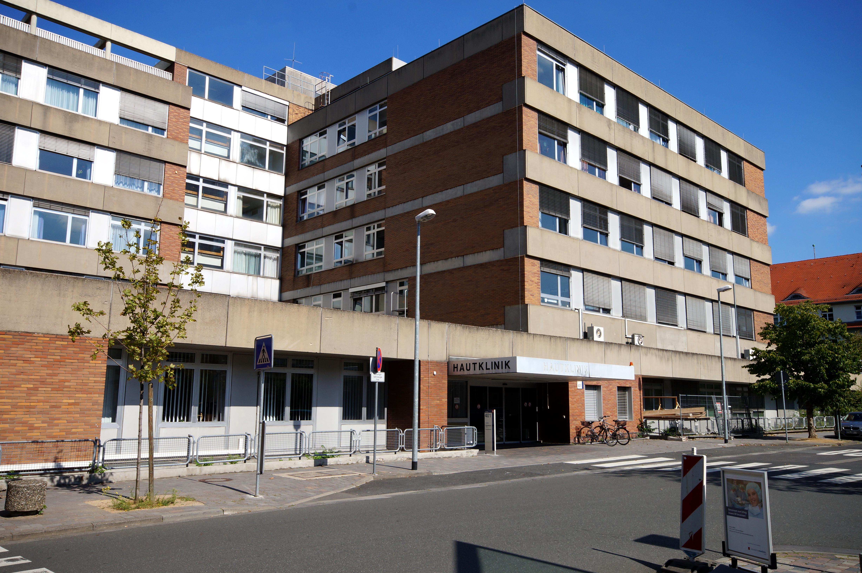 Datei:Mainz- Universitätsmedizin- Hautklinik- vom ...