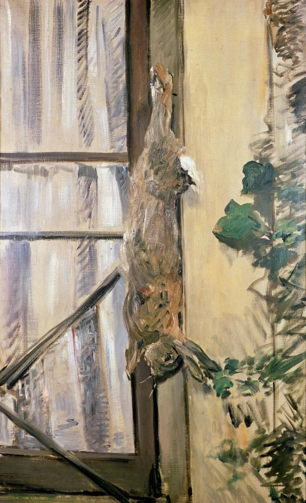 the rabbit  manet 1881