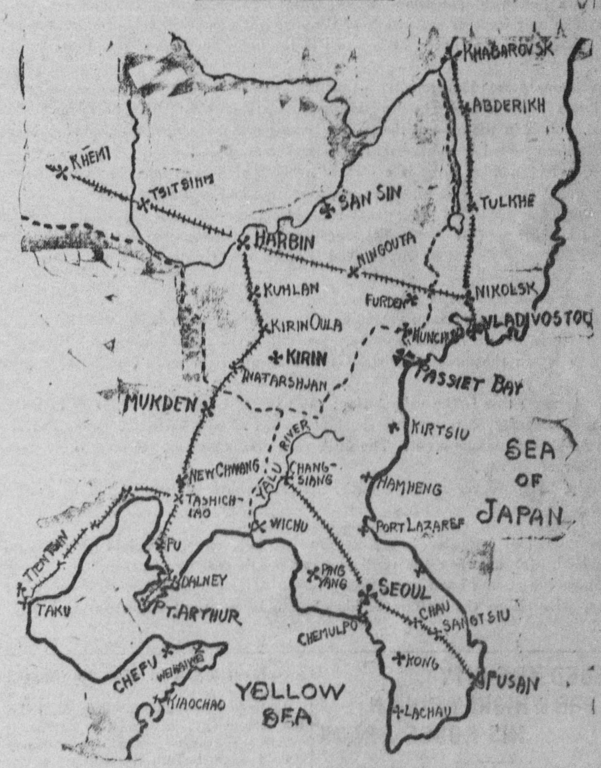 FileMap of the Far East 1904jpg  Wikimedia Commons