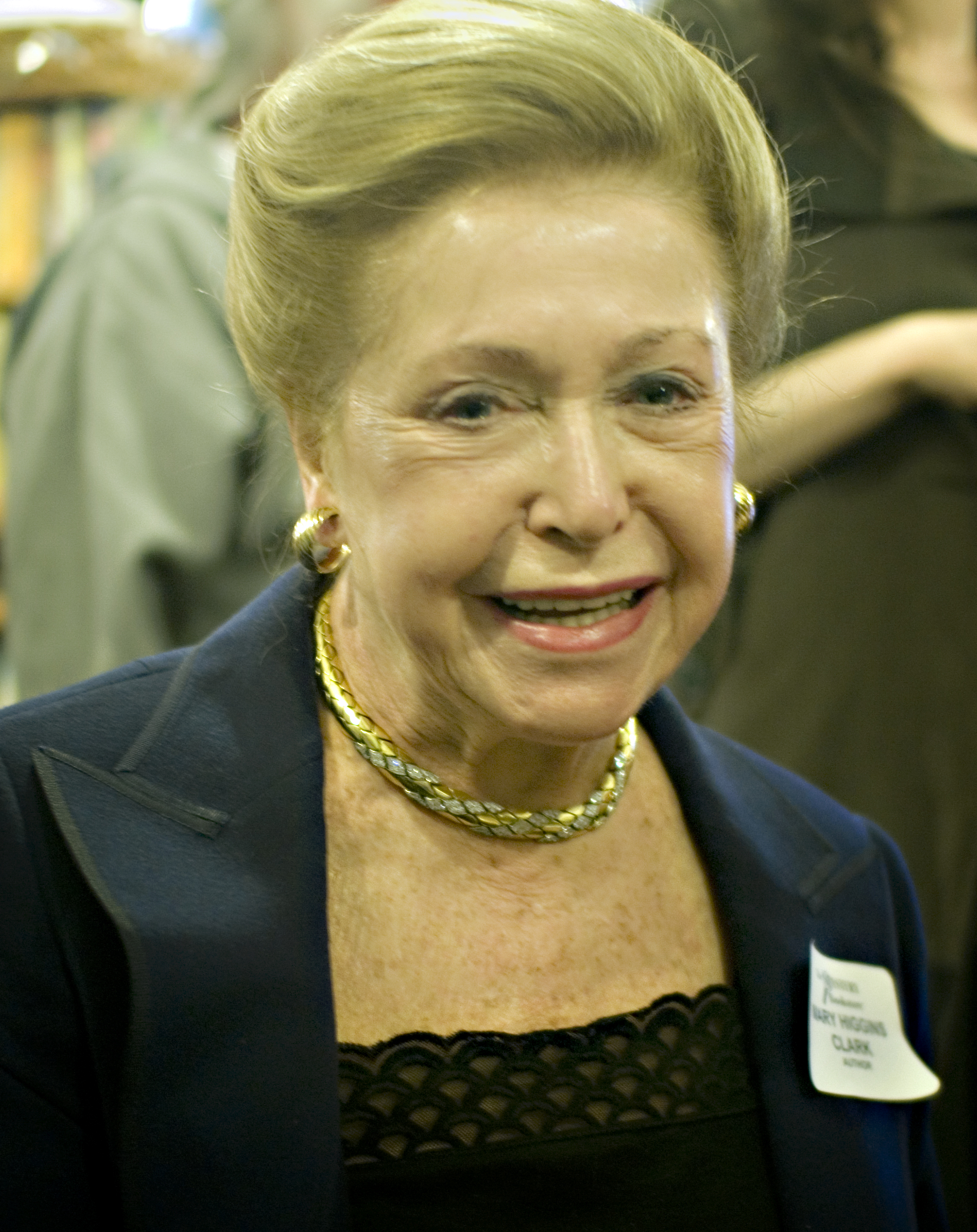 Mary Higgins Clark (2009)