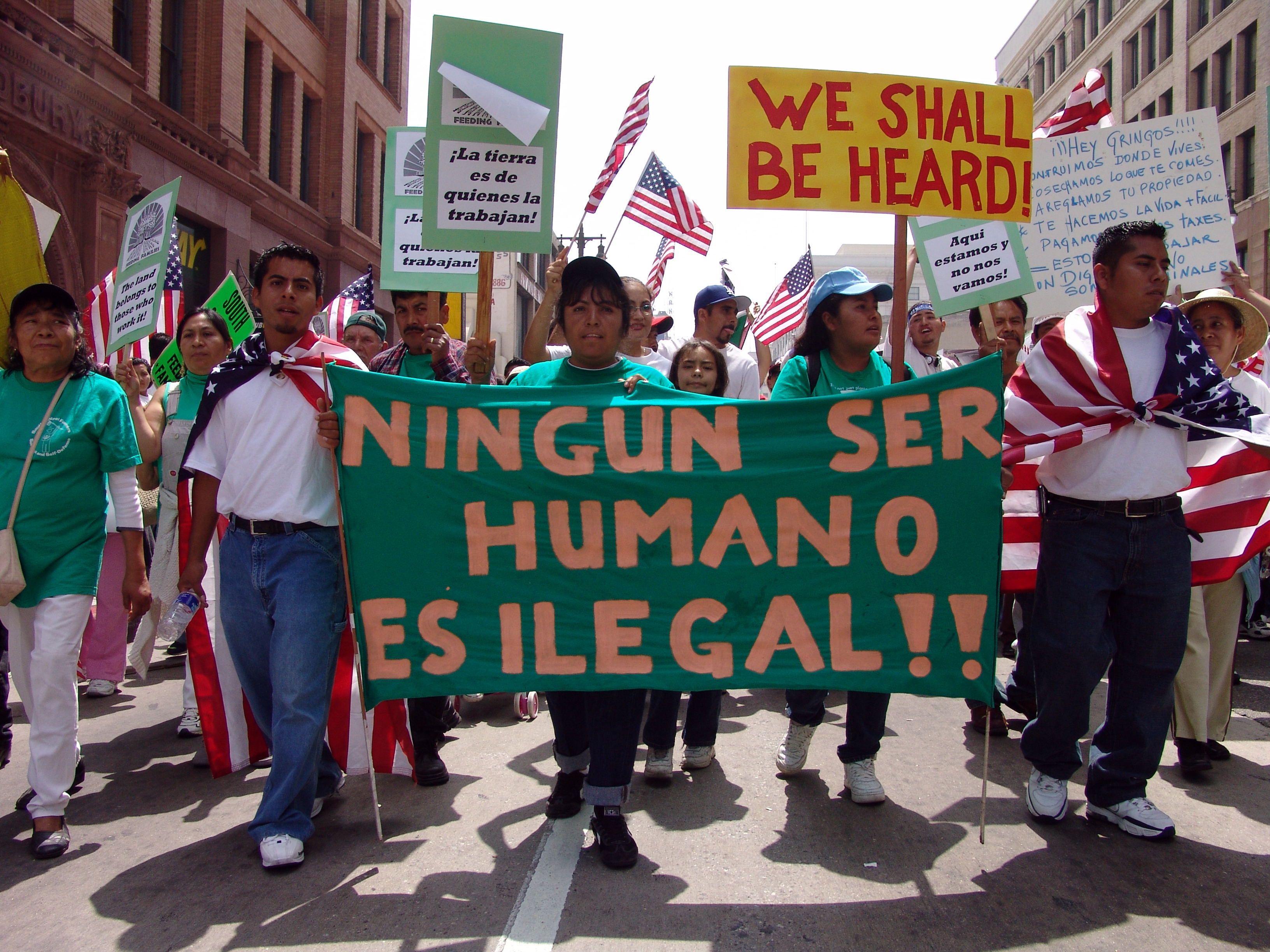 amnesty for illegal immigrants essay