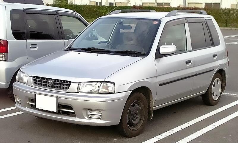 Mazda Demio Wikipedia Wolna Encyklopedia