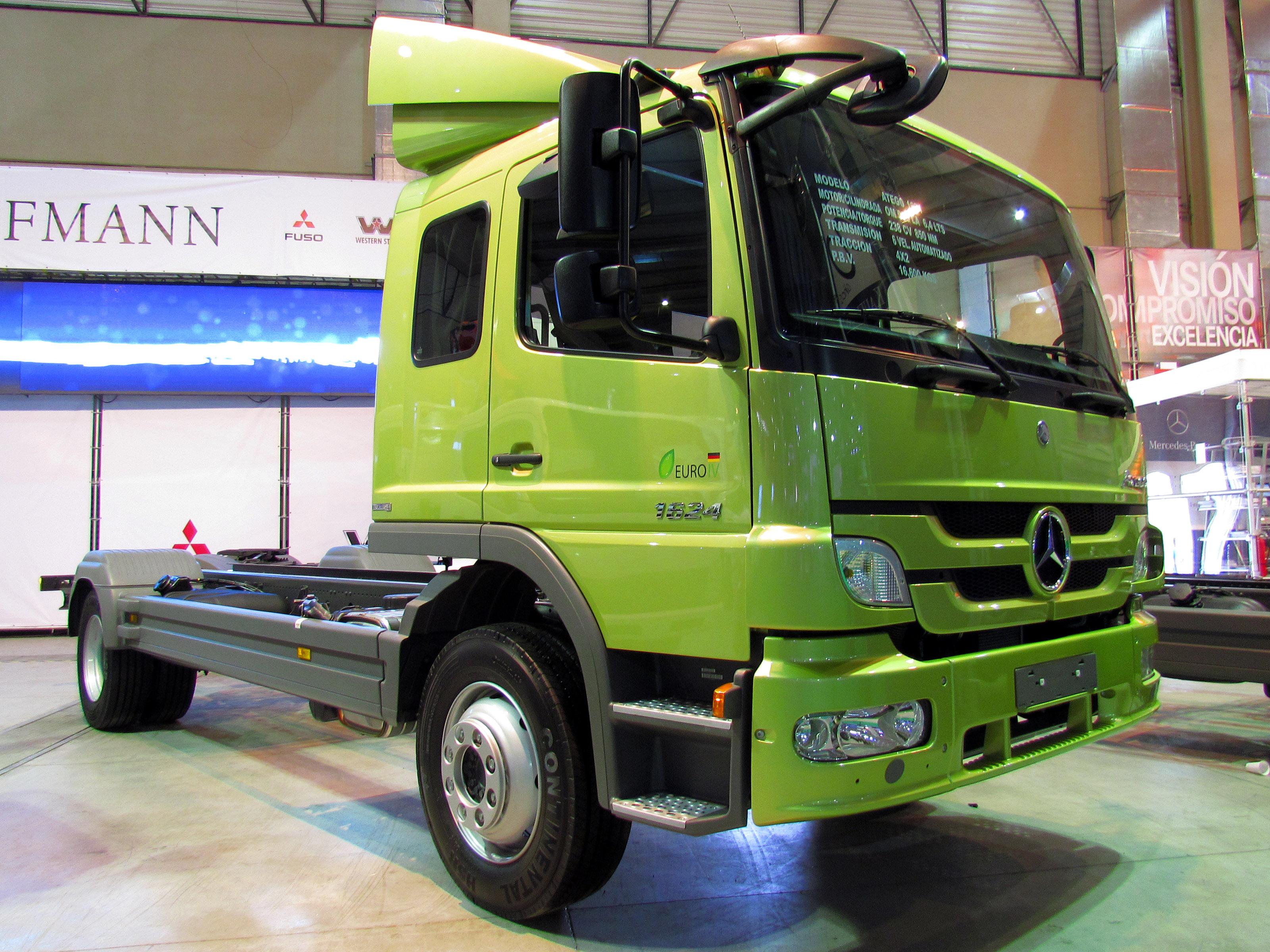 Mercedes-Benz Atego - Wikipedia