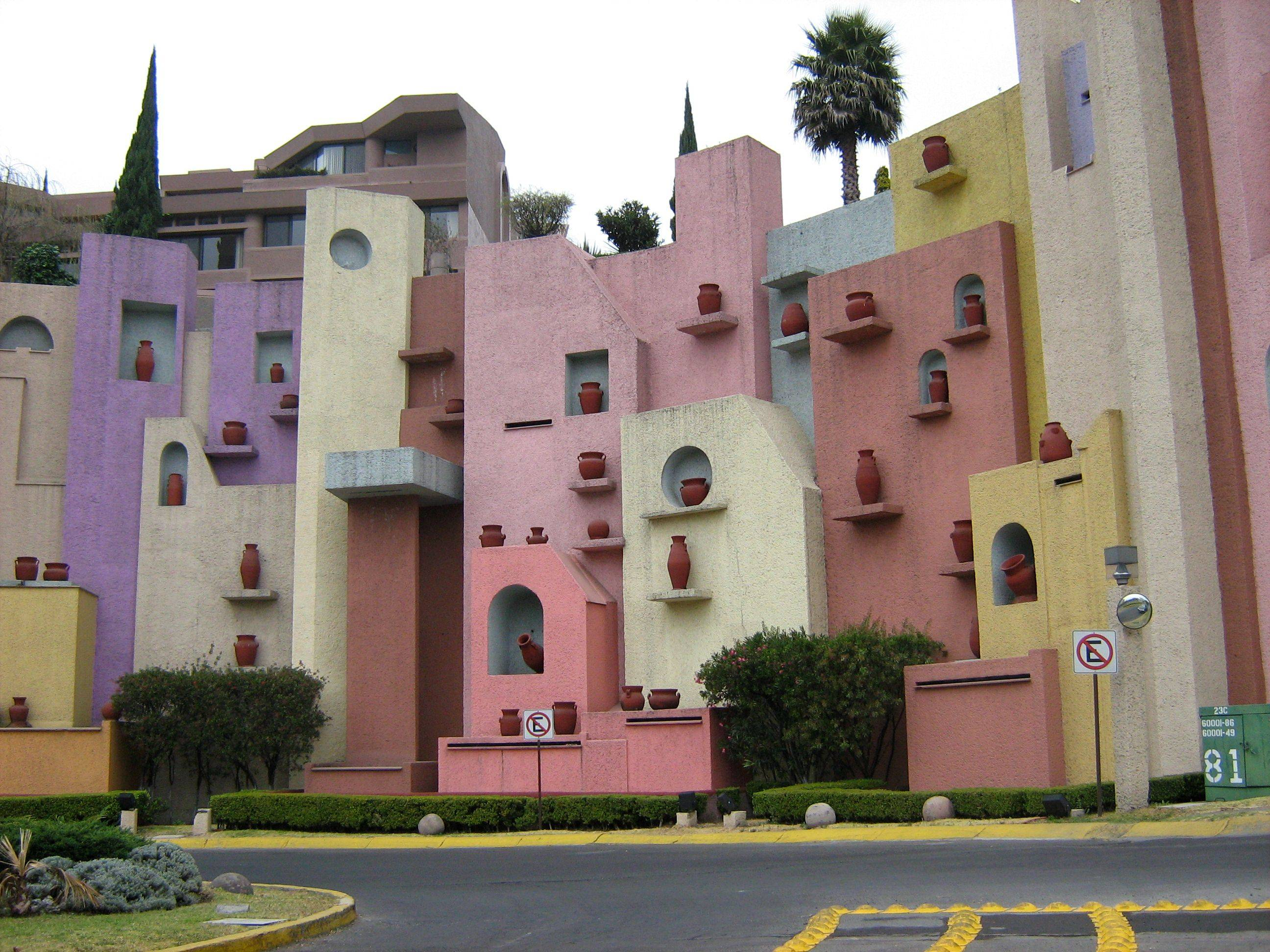 File mexican wikimedia commons for Arquitectura mexicana moderna