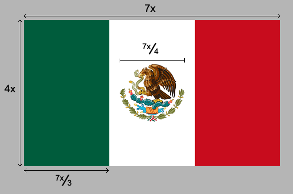 Image Result For Mexico Flag Coloring