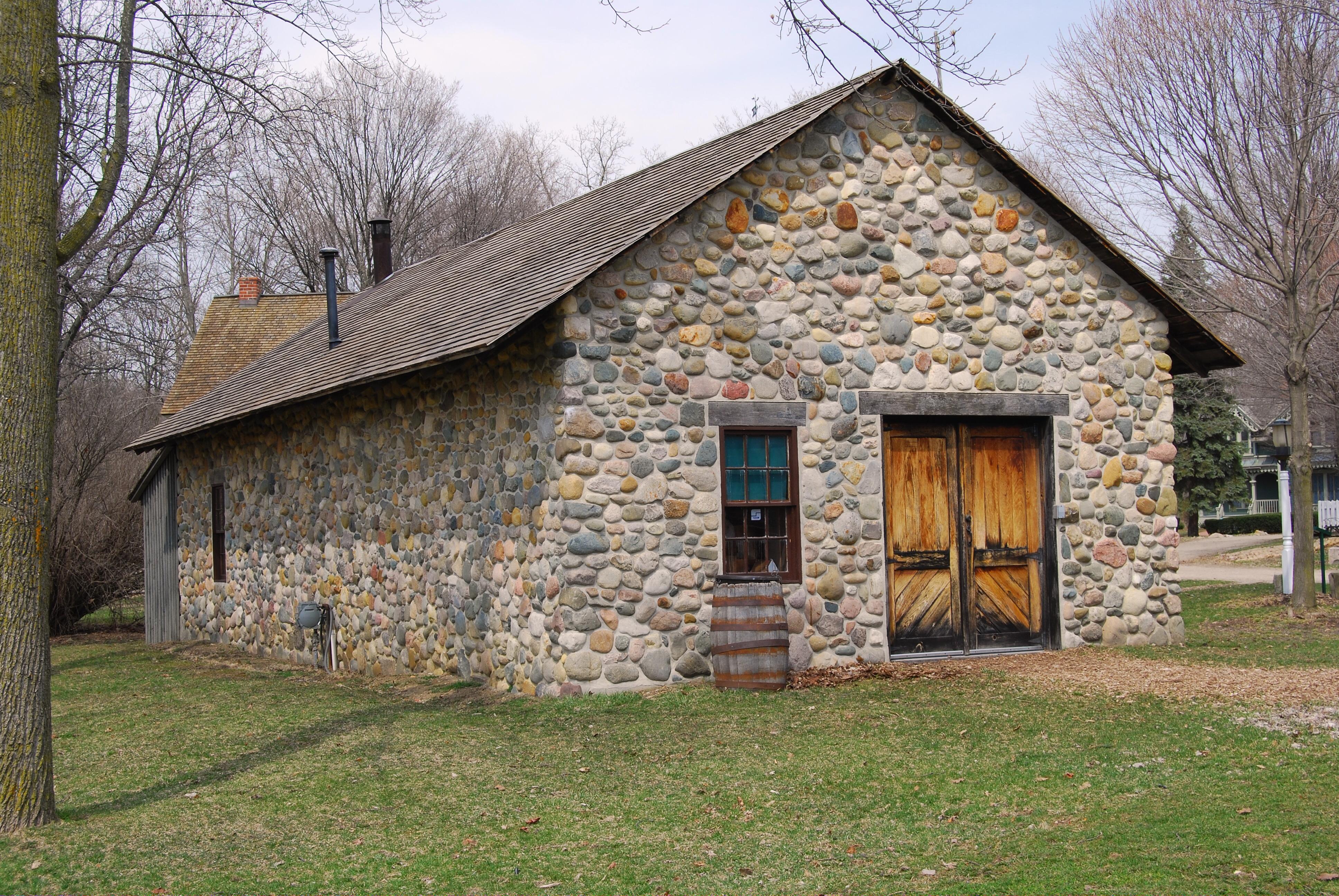 Mill Race Historical Villagenorthville village