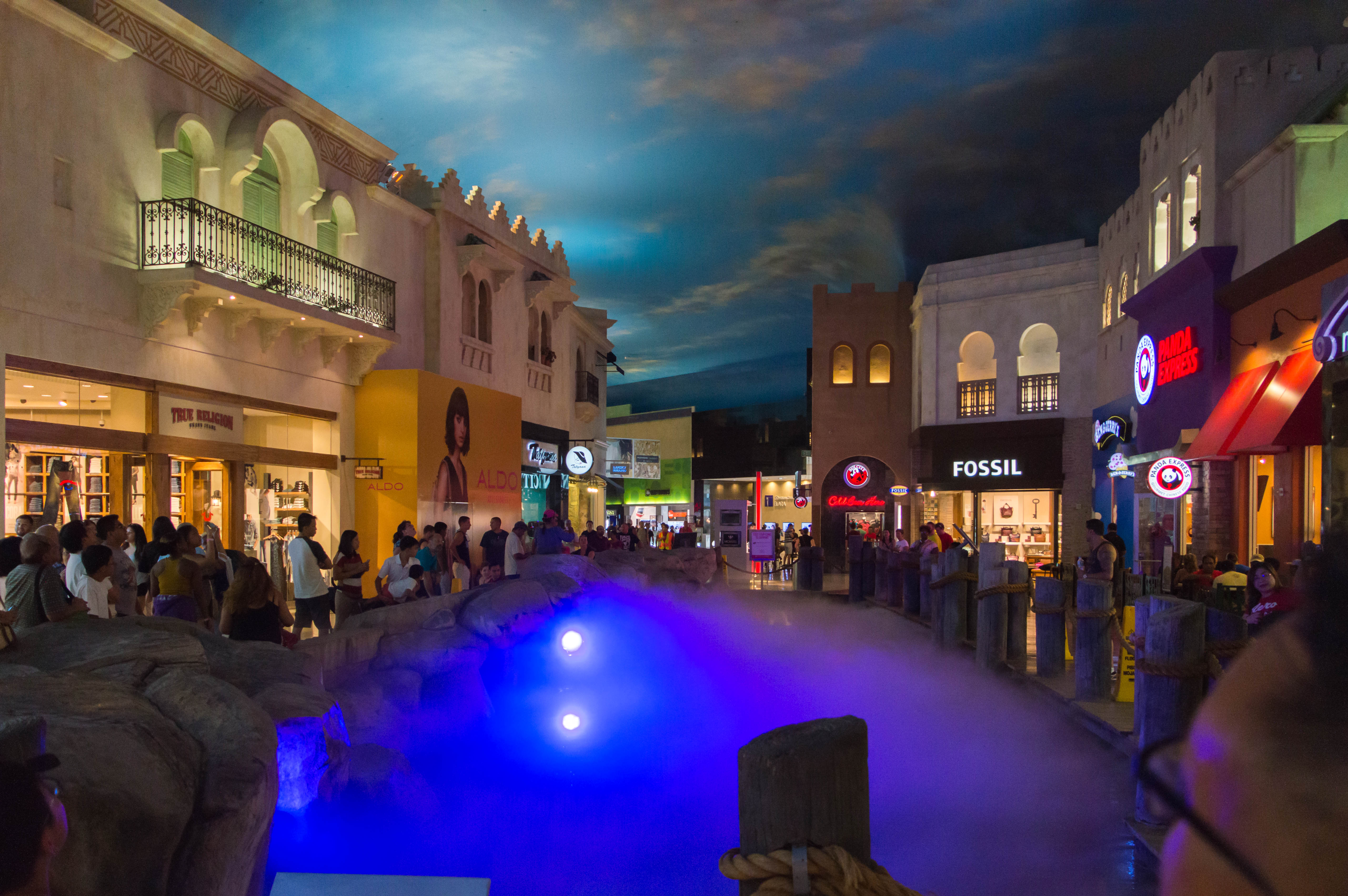 Lojas Miracle Mile Las Vegas