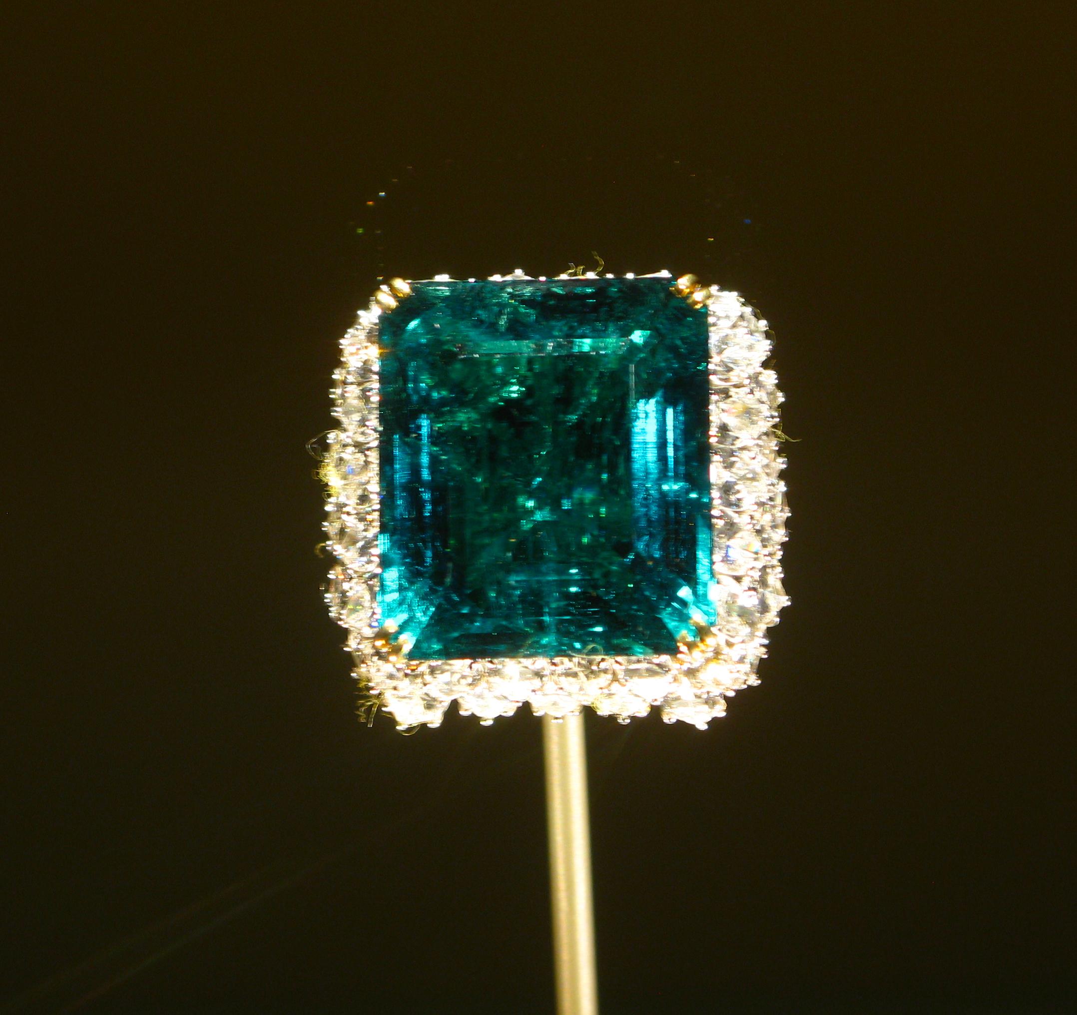Diamond Square Cluster Ring  Ct T W Silver